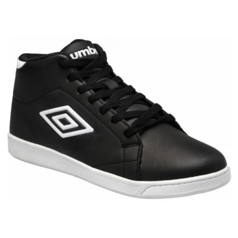 Umbro MEDWAY 3 MID čierna - Pánska vychádzková obuv