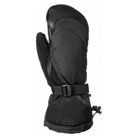 Reusch YETA MITTEN čierna - Dámske lyžiarske rukavice