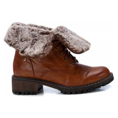 XTi Dámske členkové topánky 44475-109