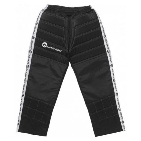 Unihoc GOALIE PANTS BLOCKER - Florbalové brankárske nohavice