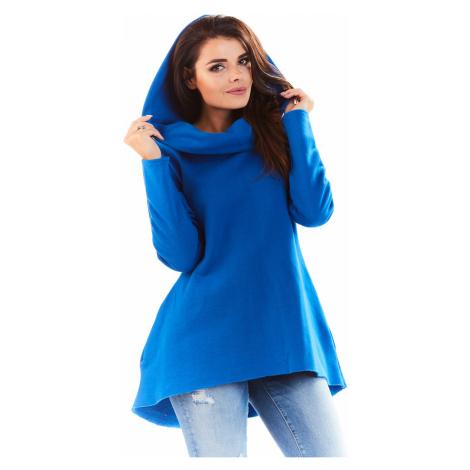 Modrý pulóver A200 Awama