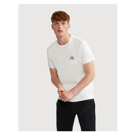 Tričko La Martina Man S/S T-Shirt Jersey