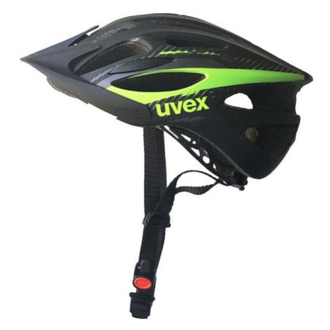 Uvex 20 FLASH čierna - Cyklistická prilba