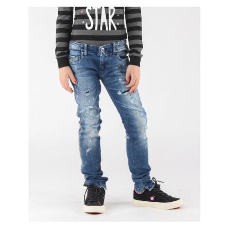 Diesel Grupeen Jeans detské Modrá