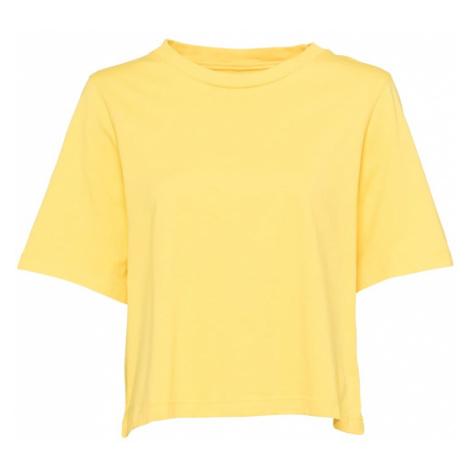 UNITED COLORS OF BENETTON Tričko  žltá