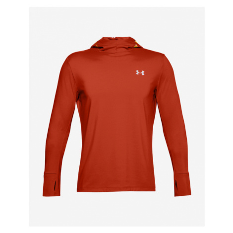 Under Armour Qualifier Ignight ColdGear® Mikina Červená