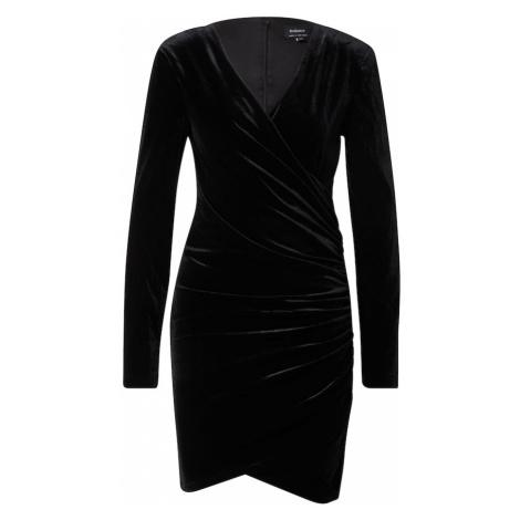 Bardot Kokteilové šaty 'ISLA'  čierna