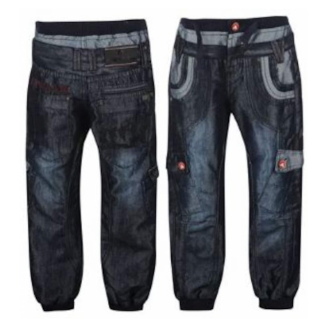 Airwalk Cuffed Jeans Junior