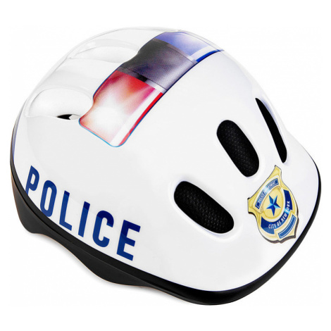 Detská cyklistická prilba Spokey Police 44-48 cm