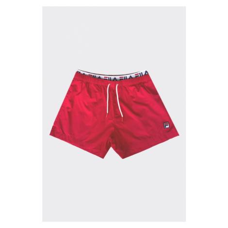FILA pánske plavky RYOTA - červené