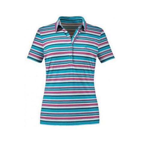 Dámske triko Schöffel Ursel UV modrá