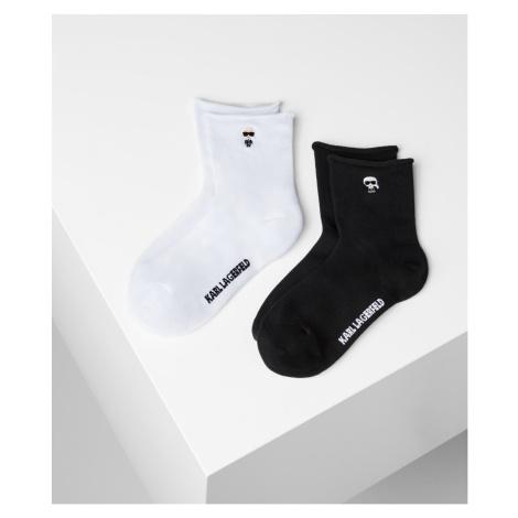 Ponožky Karl Lagerfeld K/Ikonik Sock 2-Pack