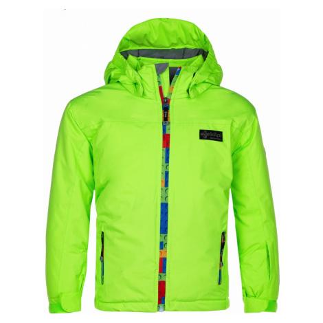 Boys ski jacket Kilpi LIGAS JB