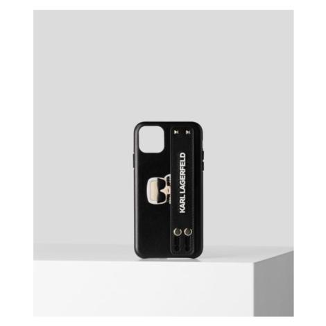 Púzdro Na Mobil Karl Lagerfeld Karl Logo Strap Case 11Pm