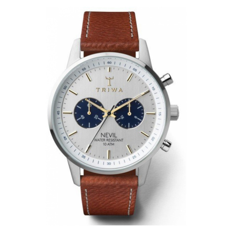 TRIWA LOCH NEVIL BROWN CHRONOGRAPH