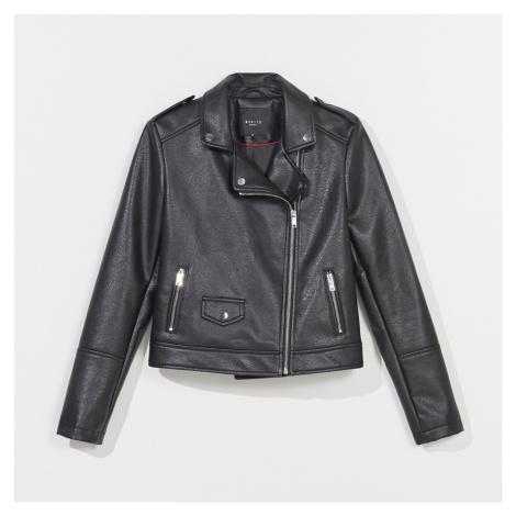 Mohito - Motorkárska bunda s ozdobnými zipsami