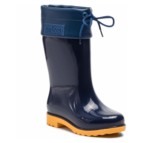 Gumáky MELISSA - Rain Boot Inf 32423 Yellow/Blue 53404