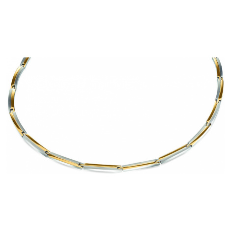 Boccia Titanium Titanový bicolor náhrdelník 08021-02