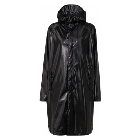 RAINS Prechodná bunda  čierna