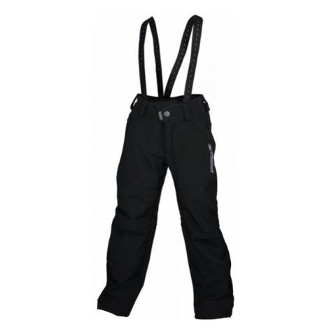 Rucanor TRIMM JUNIOR čierna - Detské softshellové nohavice