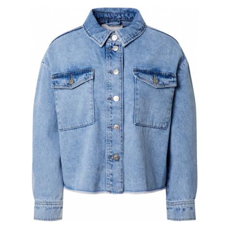 ONLY Prechodná bunda 'ONLMARINA'  modrá denim