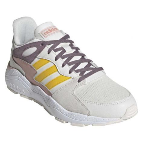 adidas CRAZYCHAOS biela - Dámska obuv na voľný čas