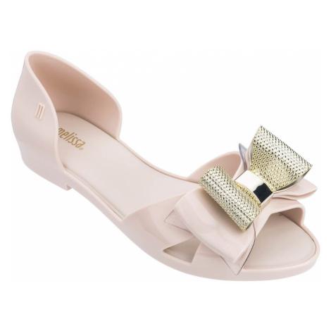 Melissa béžové sandále Seduction V Nude