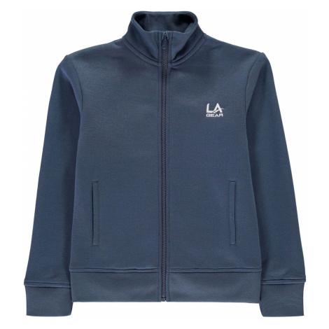 LA Gear Full Zip Fleece Junior Girls