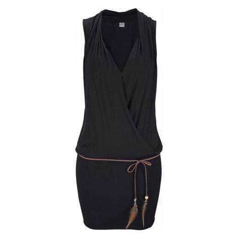 s.Oliver Plážové šaty  čierna
