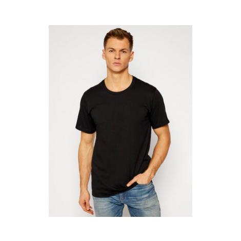 Calvin Klein Underwear Súprava 3 tričiek 000NB4011E Čierna Classic Fit