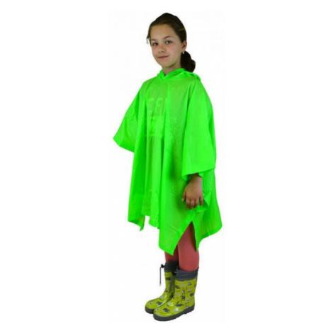 Pidilidi PONCHO zelená - Detská pláštenka