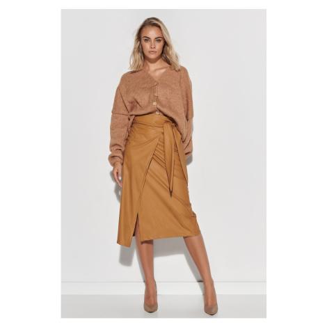 Makadamia Woman's Sweater S110 Camel