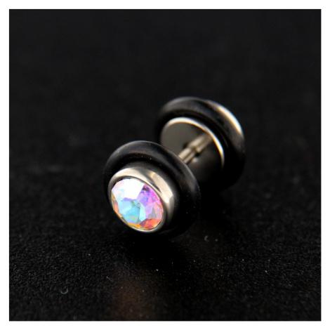 Strieborný piercing 14429