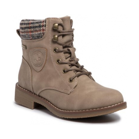 Šnurovacia obuv Nelli Blu CS2206-02 Ekologická koža/-Ekologická koža