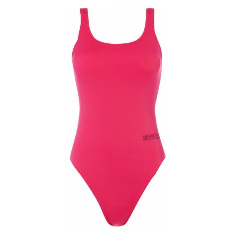 Calvin Klein Intense Power Scoop Swimsuit