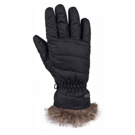 Willard ROLLA čierna - Dámske zimné rukavice