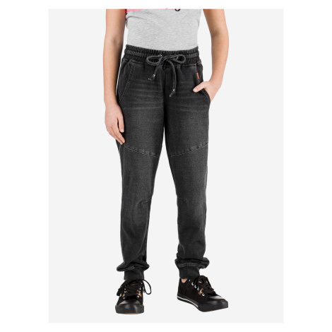 Kalhoty dětské Sam 73 Čierna