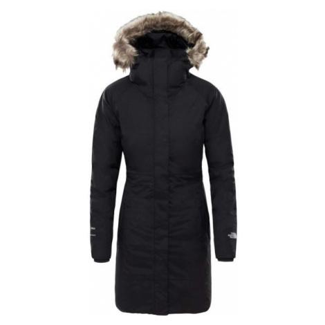 The North Face ARCTIC PARKA II W čierna - Dámsky zimný kabát