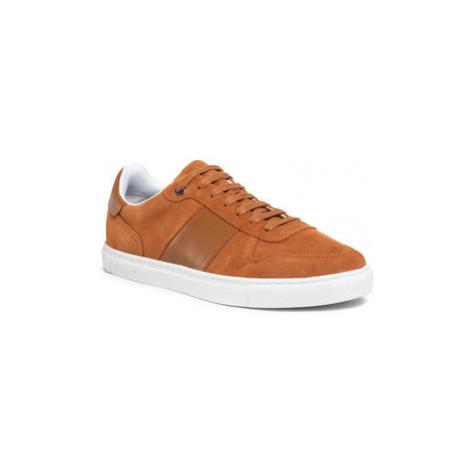 Ted Baker Sneakersy Cobbol 242112 Hnedá