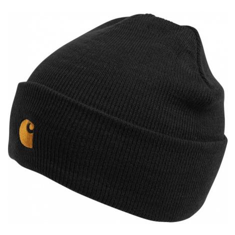 Carhartt WIP Čiapky 'Chase'  zlatá žltá / čierna