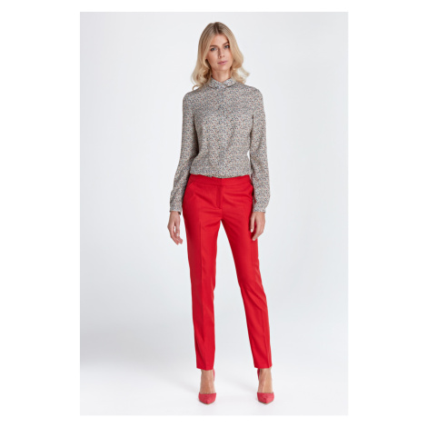 Colett Woman's Pants Csd01 Red