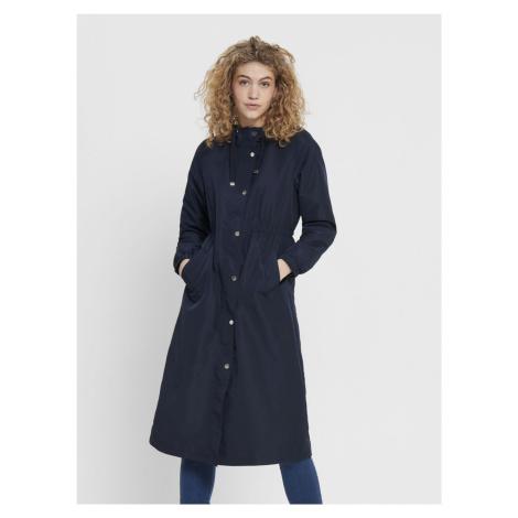 Tmavo modrý kabát Jacqueline de Yong Phoebe