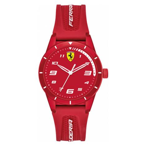 Scuderia Ferrari Red Rev Junior