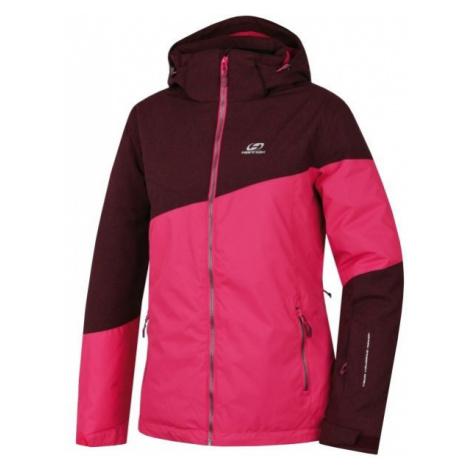 Hannah HALSTON ružová - Dámska lyžiarska bunda