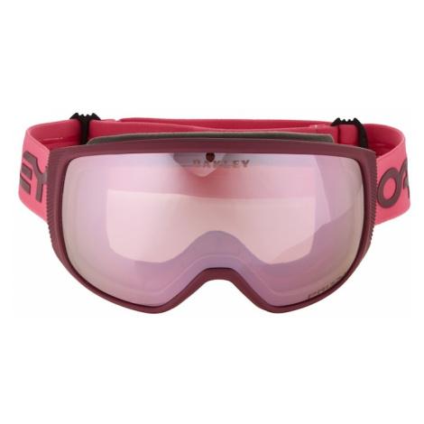 OAKLEY Športové okuliare 'Flight Tracker'  ružová / farba lesného ovocia