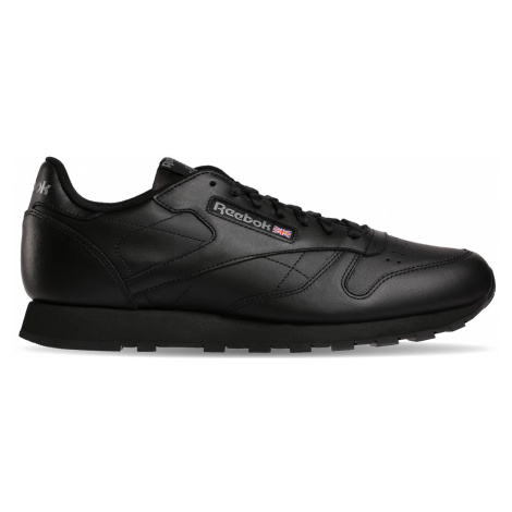 Reebok Classic Leather Black-8 čierne 2267-8