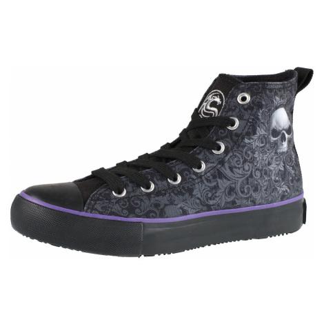 tenisky vysoké SPIRAL Sneakers viacfarebná