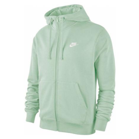Nike NSW CLUB HOODIE FZ FT M - Pánska mikina