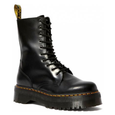 topánky DR. MARTENS - 10 dírkové - Jadon Hi - DM25565001 Dr Martens