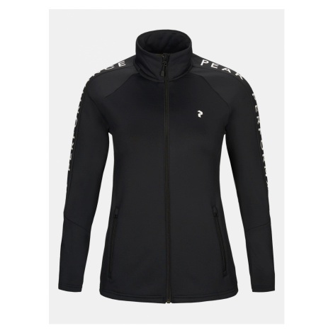 Mikina Peak Performance W Rider Zip Jacket